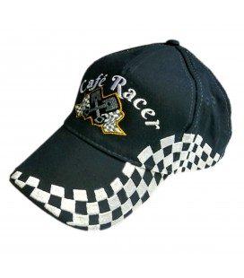 Casquette Racing Café Racer