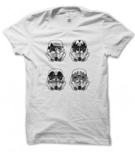 T-shirt Kiss Trooper