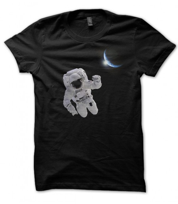 T-shirt Space Man