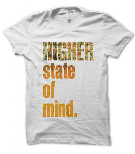 T-shirt Higher State of Mind