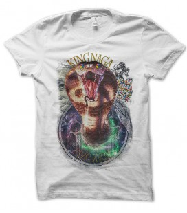 T-shirt King Naga Cobra
