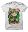 T-shirt Lion Zion WeeD Original