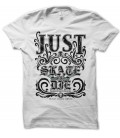 T-shirt Just Skate or Die