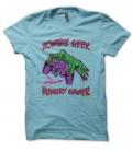 T-shirt Zombie GeeK, Hungry Gamer