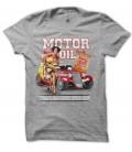Motor Oil Torque Speed shop Pin Up Sexy