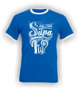 T-shirt The Real Supa Fly