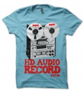 T-shirt HD Audio Records Vintage Style