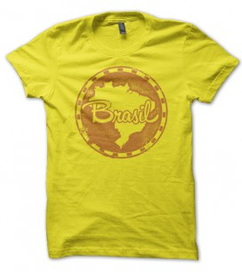 T-shirt Jaune, Brasil