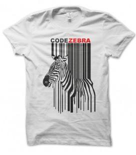 T-shirt Code Zebra