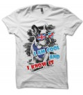 T-shirt I am Cool and I know it ! Dog Style
