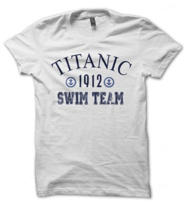 T-shirt Titanic, Sweam Team