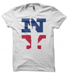 T-shirt New York, Statue de la Liberté