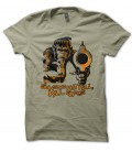 T-shirt Monkey Gun, Kill Fools