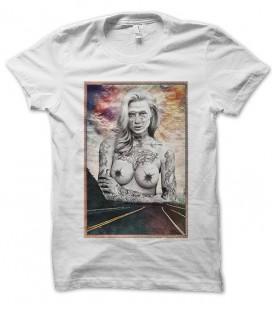 T-shirt San Francisco Things