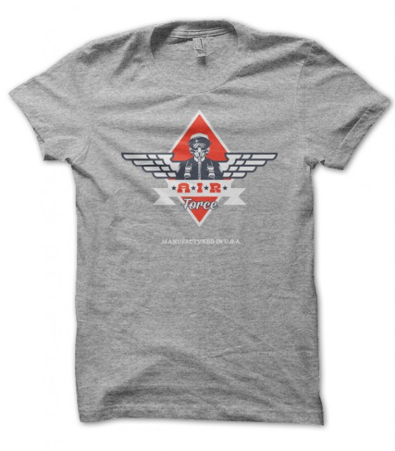 T-shirt Air Force USA