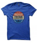 T-shirt American Custom Motorcycle USA
