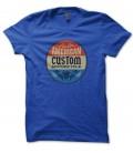 T-shirt American Custom Motorcycle USA