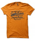 T-shirt California Choppers, Eagle Lannnd Custom Motors