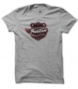 T-shirt Freedom Riders Racing Team Motorbike