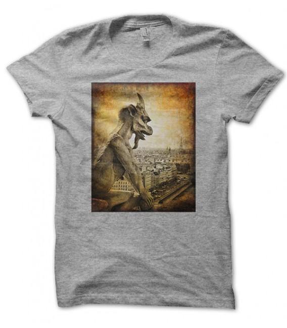 T-shirt vintage, Gargouille from Paris