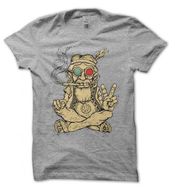 T-shirt Indy Peace and Love
