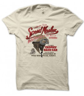 T-shirt SpeedMaster, Trophy Race Car Vintage