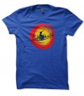 T-shirt South Pacific Surfing California