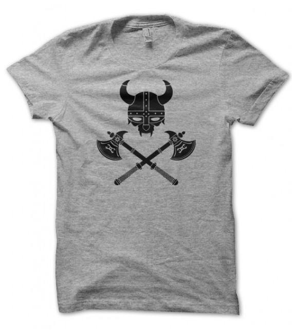 T-shirt Les Vickings
