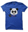 T-shirt Let's Rock Panda
