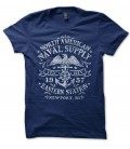T-shirt Vintage North American Naval Supply