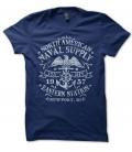 T-shirt Vintage North American Naval Supply