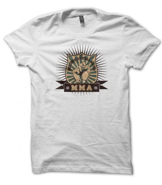 T-shirt Fighting MMA