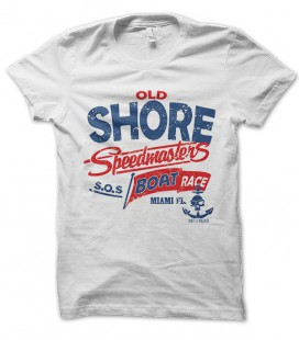 T-shirt Old Shore Speed Master