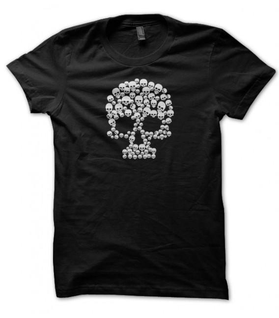 T-shirt Skull with Skull !