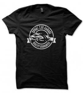 T-shirt Sport Car Garage