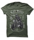 T-shirt Cafe Racer, Original Trademark till Yesterday....