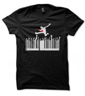 T-shirt Rock Bans, Code Barre Rock 'n Roll