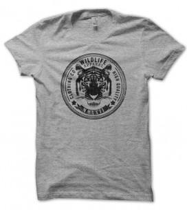 T-shirt Tigre, Wild Life