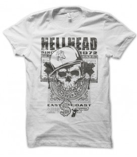 T-shirt HellHead Gangsta of East Coast
