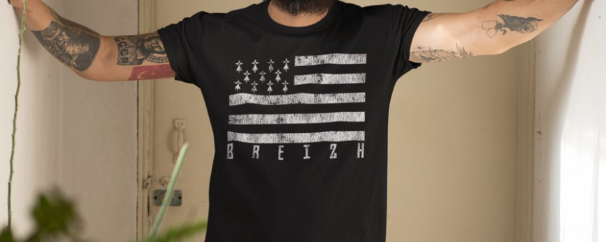 Le Tee Shirt Breizh Vintage, un Best Of !