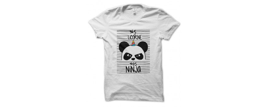 Panda, Licorne ou Ninja ?